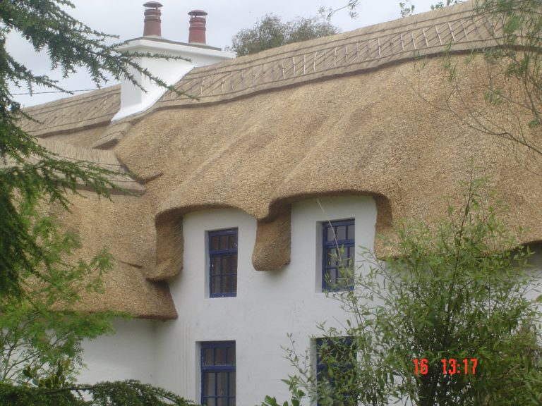 Find a Thatcher in Ireland - Thatched Roof Windows