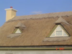 Thatching Windows for Thatched roofs