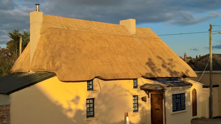 Thatched Cottage Ireland