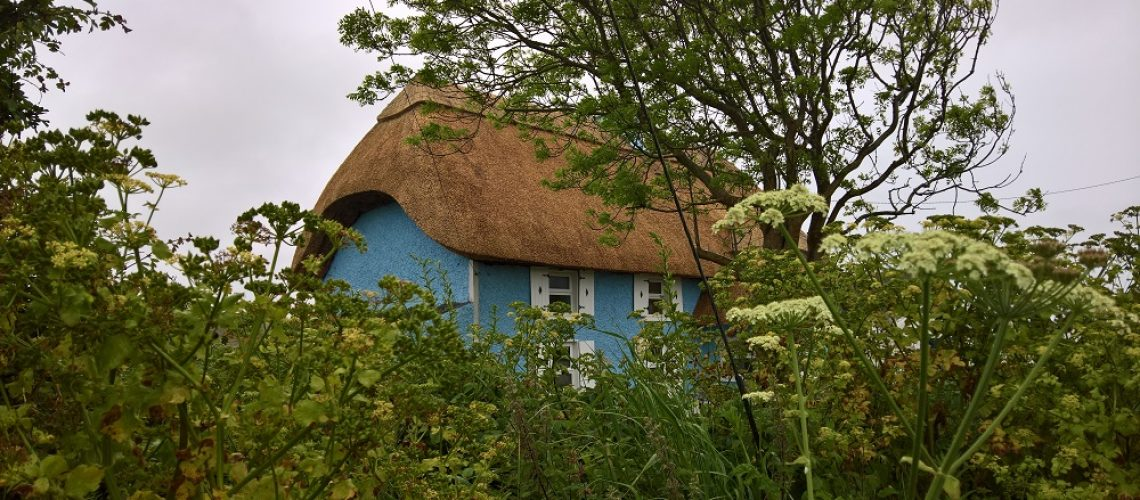 Thatched Roof Ireland - Thatched Cottage Ireland